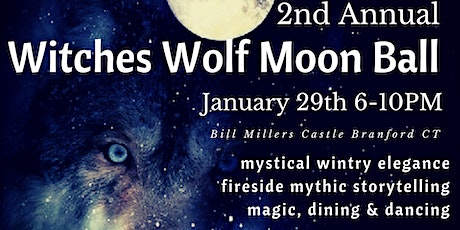 Witches Wolf Moon Ball 2021 tickets