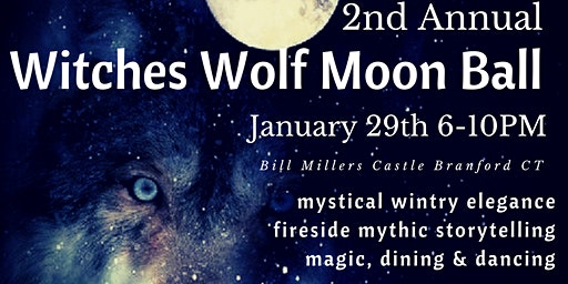 Witches Wolf Moon Ball 2021