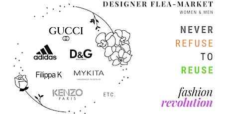 Designer Flea-Market (Women & Men) + Freestyle Workshops tickets