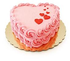 Cake Night! - Valentine Cake Decorating Class