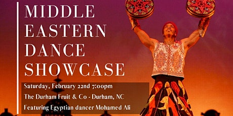 Middle Eastern Dance Showcase tickets