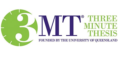 3-Minute Thesis (3MT) Competition: Faculty of Education Heat tickets