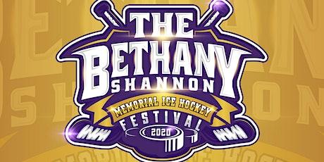 The Bethany-Shannon Memorial Ice Hockey Festival 2020 tickets