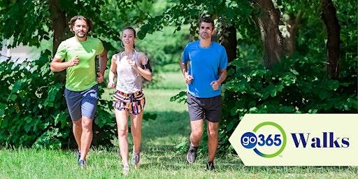 Fitness in the Park: Go365 Walk Phil Hardberger Park East