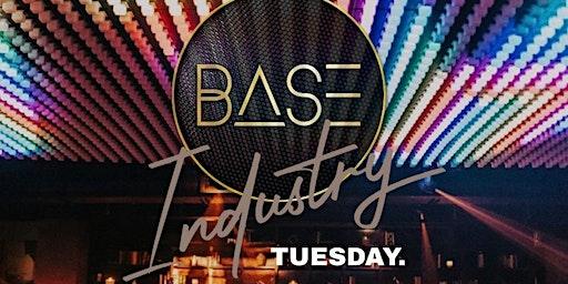 Fat Tuesday Masquerade Ball at Base!