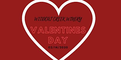 Valentine's Day at Wildcat Creek Winery