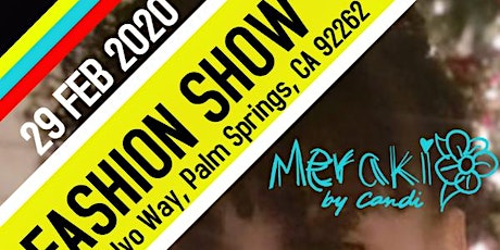 Sister2Sister Coalition Presents an Evening of Fashion with Meraki By Candi tickets