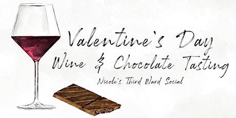 Valentine's Day Wine & Chocolate Tasting tickets