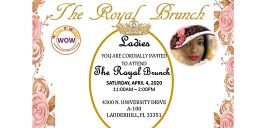 The Royal Brunch