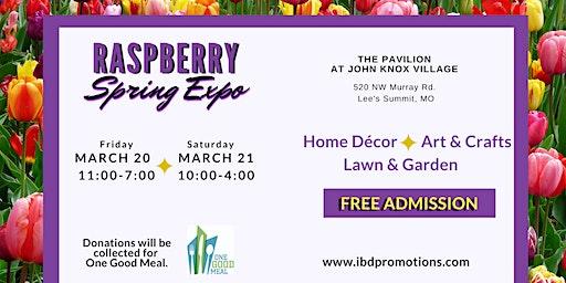 Raspberry Spring Expo - Art & Crafts