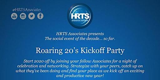 HRTS Associates LA: Roaring 20's Kickoff Party