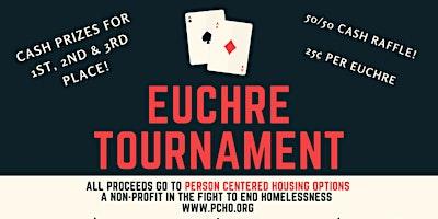 Euchre Tournament to Benefit PCHO