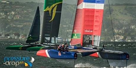 Watch The Sail-GP Foiling Catamaran Regatta Right Up FRONT aboard the Bay Lady tickets