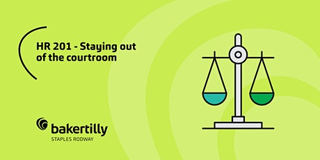 HR201 Staying Out of the Courtroom Hawkes Bay tickets