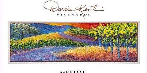 Darcie Kent Wine Dinner with Jarrod Martinez