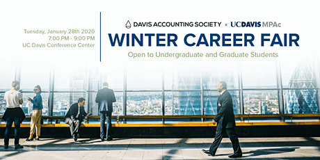 Winter Career Fair 2020 - STUDENT RSVP tickets