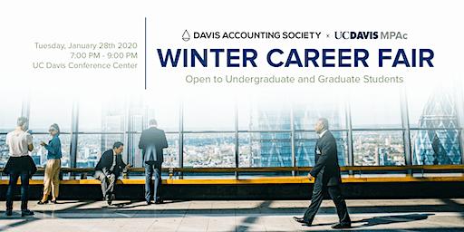 Winter Career Fair 2020 - STUDENT RSVP