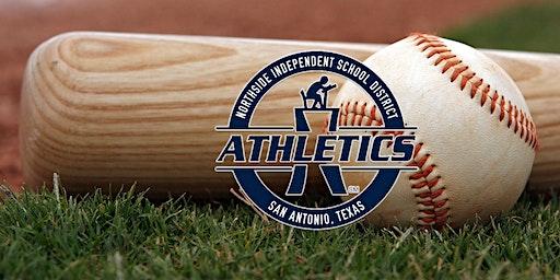 NISD Baseball @  Baseball 2 - 3/24