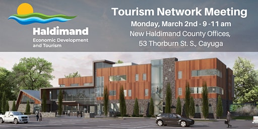 Tourism Network Meeting - Monday, March 2, 2020