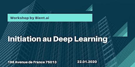 Workshop: Initiation au Deep Learning billets