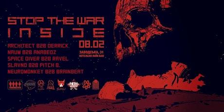 Stop the war inside tickets