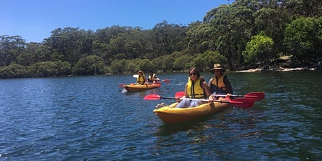 Women's Kayaking Day: Port Hacking // Sunday 26th April  tickets