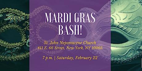 Mardi Gras Bash! tickets