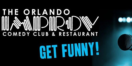 7th Annual GMF Fun Night @ The Orlando IMPROV tickets