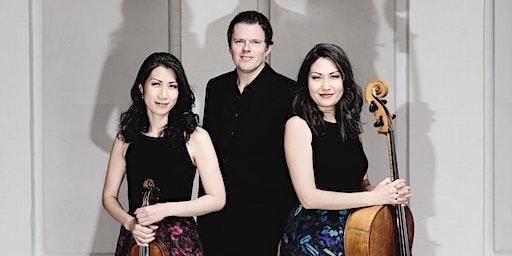 PETER & JUDY JACKSON CHAMBER MUSIC series: Trio con Brio Copenhagen