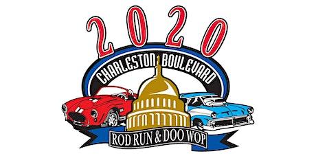 2020 Charleston Blvd Rod Run & Doo Wop tickets