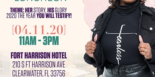 Fearless Women Luncheon: Her Story, His Glory