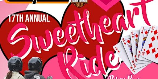 17th Annual Sweetheart Ride