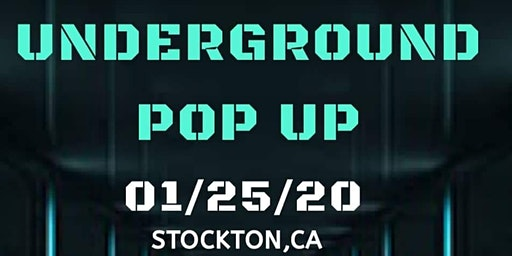 The UNDERGROUND POP UP