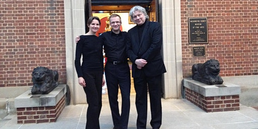 Amici delle Muse Trio (Made possible by The Peggy and Yale Gordon Trust)