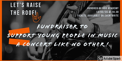 Fundraiser to support young people in music