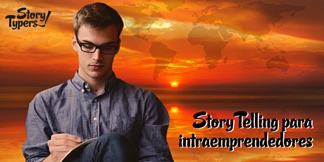 Taller de StoryTelling para Intraemprendedores boletos