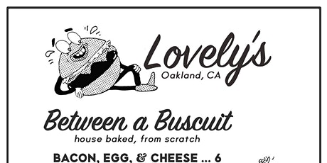 Lovely's Brunch Pop-Up tickets