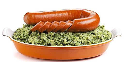 Traditional Dutch Midwinter Dinner