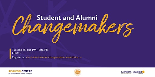CIC Student and Alumni Changemakers