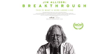 Jim Allison: Breakthrough tickets