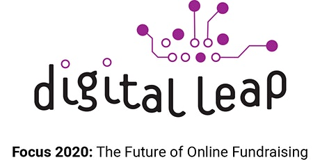 Digital Leap 2020: The Future of Online Fundraising tickets