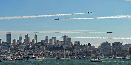 Blue Angels Airshow Sailing Cruise tickets