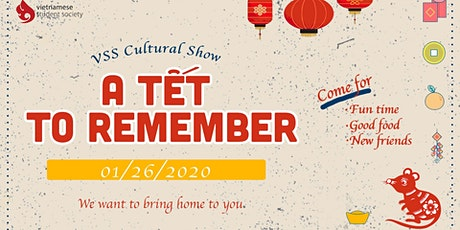 A Tet To Remember tickets