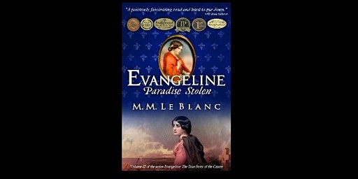 Meet Author M. M. Le Blanc A book Reading and Tea