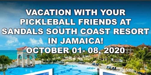 Pickleball in Jamaica!