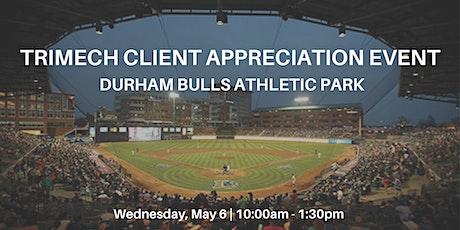 Client Appreciation Event @ The Durham Bulls Athletic Park tickets