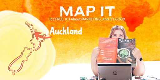 MAP IT - Free Marketing Training for Small Business Owners (AUCKLAND)