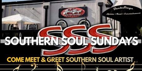 Southern Soul Sundays tickets