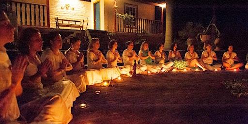 Círculo de Mulheres: Meditação da Lua Cheia com Sri Devi | Fevereiro | Brasília