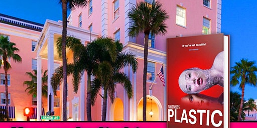Hollywood's Hottest Conspiracy Novel hits Palm Beach